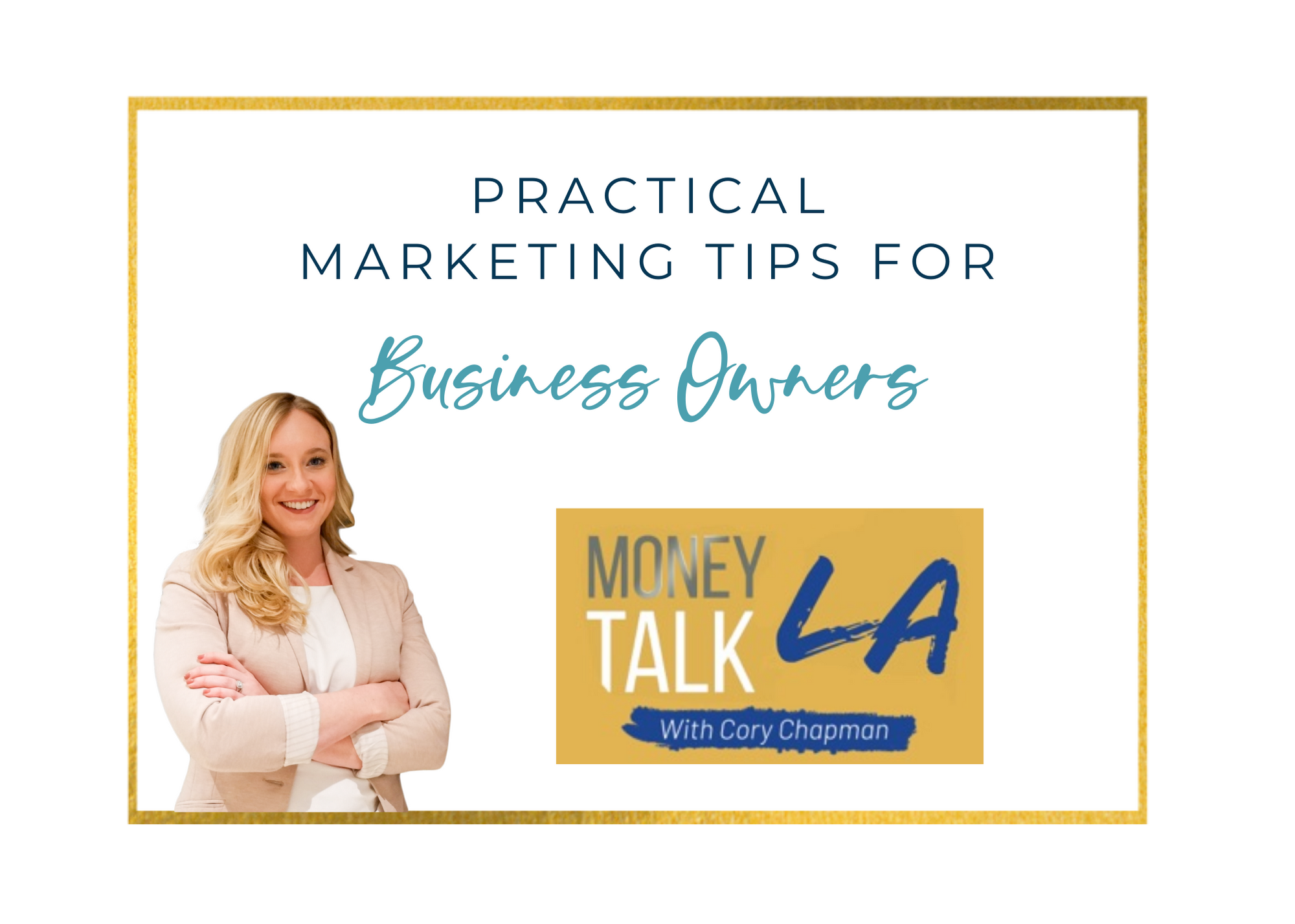 ashlee campbell marketing tips moneytalk la